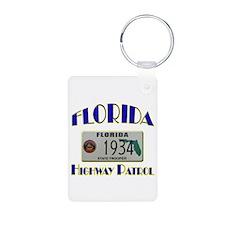 Florida Highway Patrol Keychains