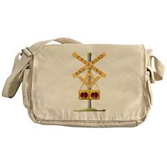 Rail Roading Mason Messenger Bag