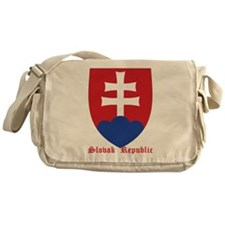 Slovak Republic Messenger Bag