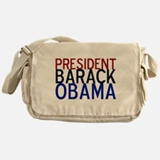 President Obama Messenger Bag