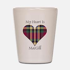 Heart - MacGill Shot Glass