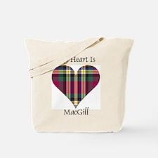 Heart - MacGill Tote Bag