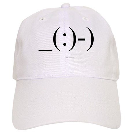 Suba Diver Emoticon Cap