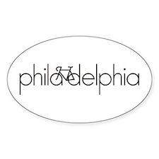 Bike Philadelphia Decal