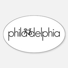 Bike Philadelphia Decal