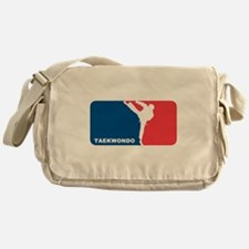 Taekwondo Messenger Bag