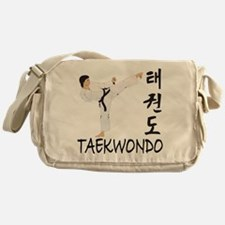 Taekwondo Messenger Bag