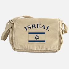 I love Isreal Messenger Bag