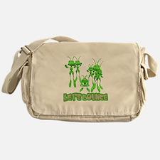 Let's Bounce Grasshoppers Messenger Bag