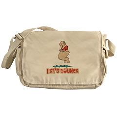 Let's Bounce Potato Sack (rac Messenger Bag