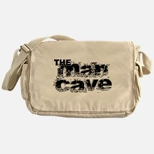 Man Cave Messenger Bag