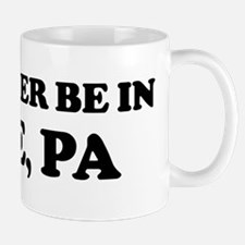 Rather be in Erie Mug
