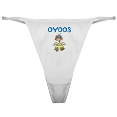 OYOOS Kids Chick design Classic Thong