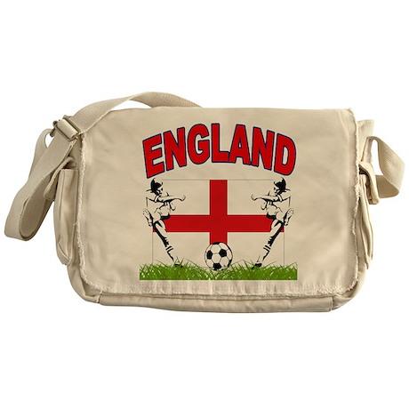 England World cup Soccer Messenger Bag