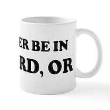 Rather be in Medford Mug