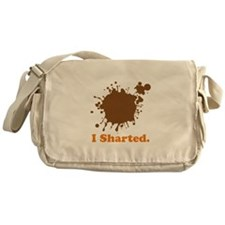 I Sharted Messenger Bag