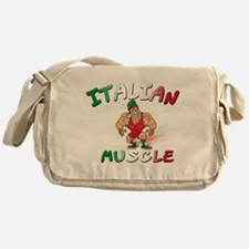 Italian Bad Boy Messenger Bag