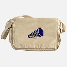 Blue Cheer Megaphone Messenger Bag