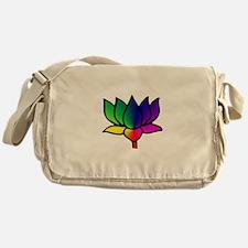 Lotus 1 Messenger Bag