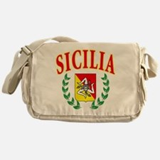 Sicilian Pride Messenger Bag