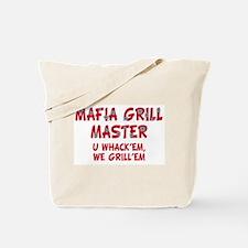 Mafia Grill Master Tote Bag