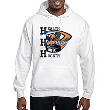 Health, Happiness & Hockey Hoodie