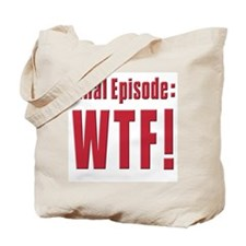 Soprano Final episode Tote Bag