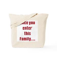 Soprano family Tote Bag