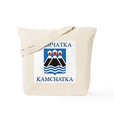 Kamchatka Coat of Arms Tote Bag