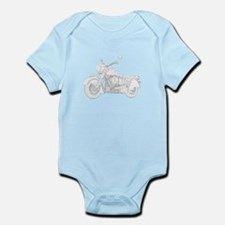 Indian Motorcycle Infant Bodysuit