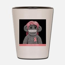 JONES SODA SOCK MONKEY Shot Glass
