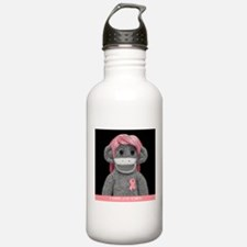 JONES SODA SOCK MONKEY Water Bottle