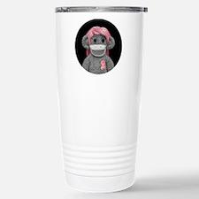 JONES SODA SOCK MONKEY Travel Mug
