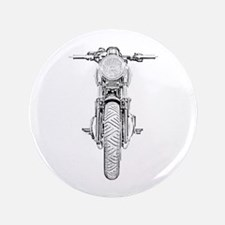 """Motorcycle Front 3.5"""" Button"""
