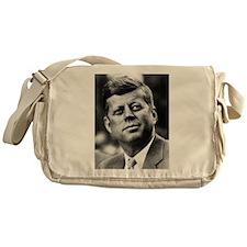 Cute John f kennedy Messenger Bag