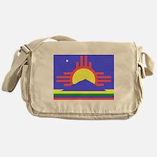 Roswell Messenger Bag