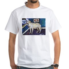 HUNGARIAN KUVASZ dog art Shirt
