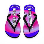 Trailer Park Brand Flip Flops