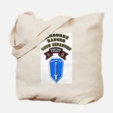 SOF - RANGER - A Company - 75th Infantry Tote Bag