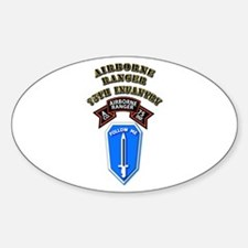 SOF - RANGER - A Company - 75th Infantry Decal