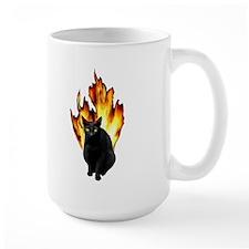 Devil Cat Mug