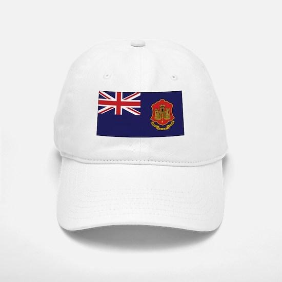 Gibraltar Government Ensign Baseball Baseball Cap