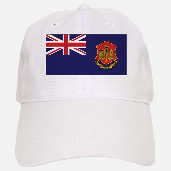 Gibraltar Government Ensign Cap