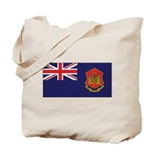 Gibraltar Government Ensign Tote Bag