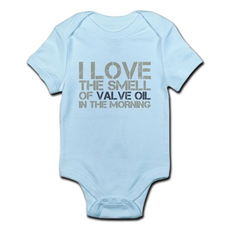 Valve Oil Infant Bodysuit
