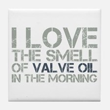 Valve Oil Tile Coaster