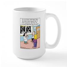 Chiro x-ray Dog Mug