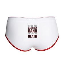 Band or Death Women's Boy Brief