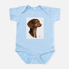 Dachshund 9Y420D-369 Infant Bodysuit