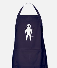 Voodoo Doll Apron (dark)